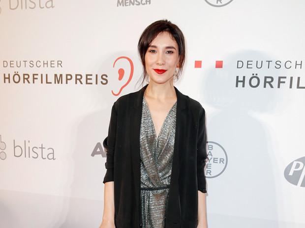Sibel Kekilli beim 14. Deutschen Hörfilmpreis am 15. März 2016