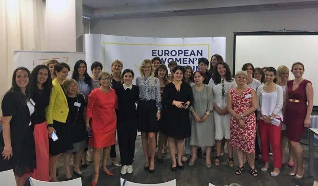 European Women's Forum - Herceg Novi, Montenegro