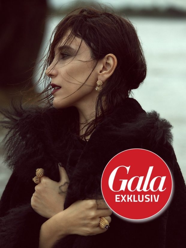 Sibel Kekilli - Gala Shooting