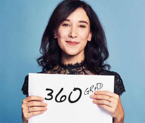 Sibel Kekilli, 360 Grad - Hansestyle