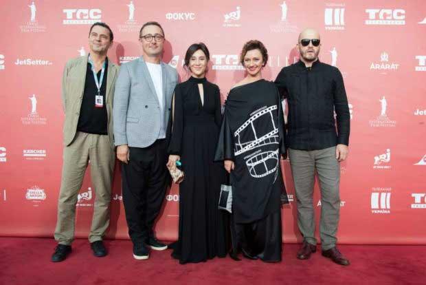 Film Festival Odessa 2017