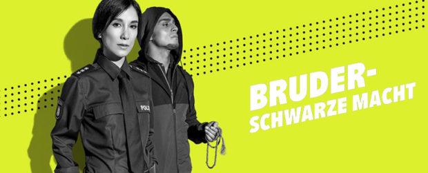 Bruder - Schwarze Macht, Sibel Kekilli, ZDFneo