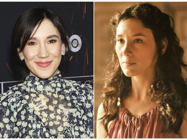 Sibel Kekilli als Shae in Game of Thrones