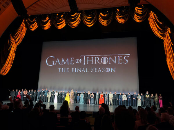 Premiere Game of Thrones NYC