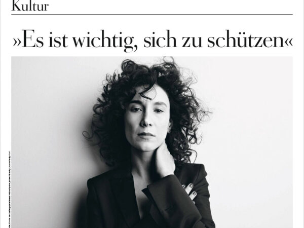 Zeit Hamburg Interview mit Sibel Kekilli